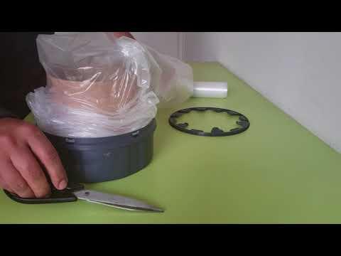 Manga de recarga para basureros de pañal Sangenic Angelcare