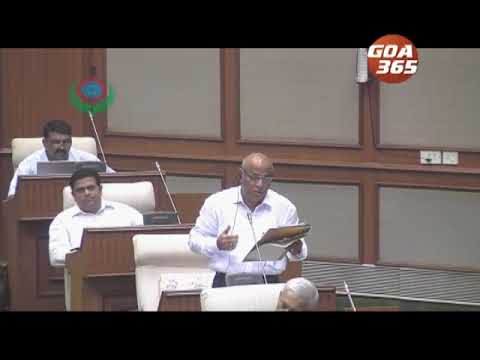 GOA 365 - No Funds For Infrastructure Until National Games: Babu
