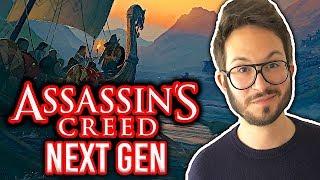 ASSASSIN'S CREED KINGDOM en fuite ! Les Vikings débarquent, images et infos