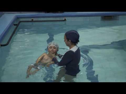 Re apertura área Hidroterapias gracias a Agua Cielo.