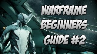 Warframe : Beginners Guide Episode 2 Whats the best way to spend my starter platinum? What are mods?