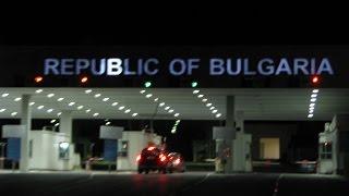 Podrobná cesta do Bulharska podle značek - The detailed route to Bulgaria by tag