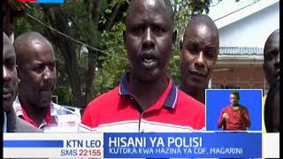 Polisi watembelea mayatima eneo la Moi's Bridge