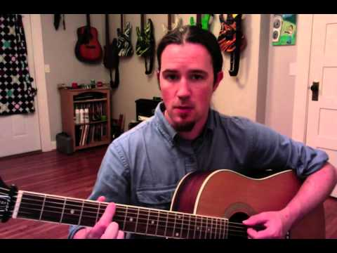 Easy guitar lesson: how to learn what chords go in EVERY key!