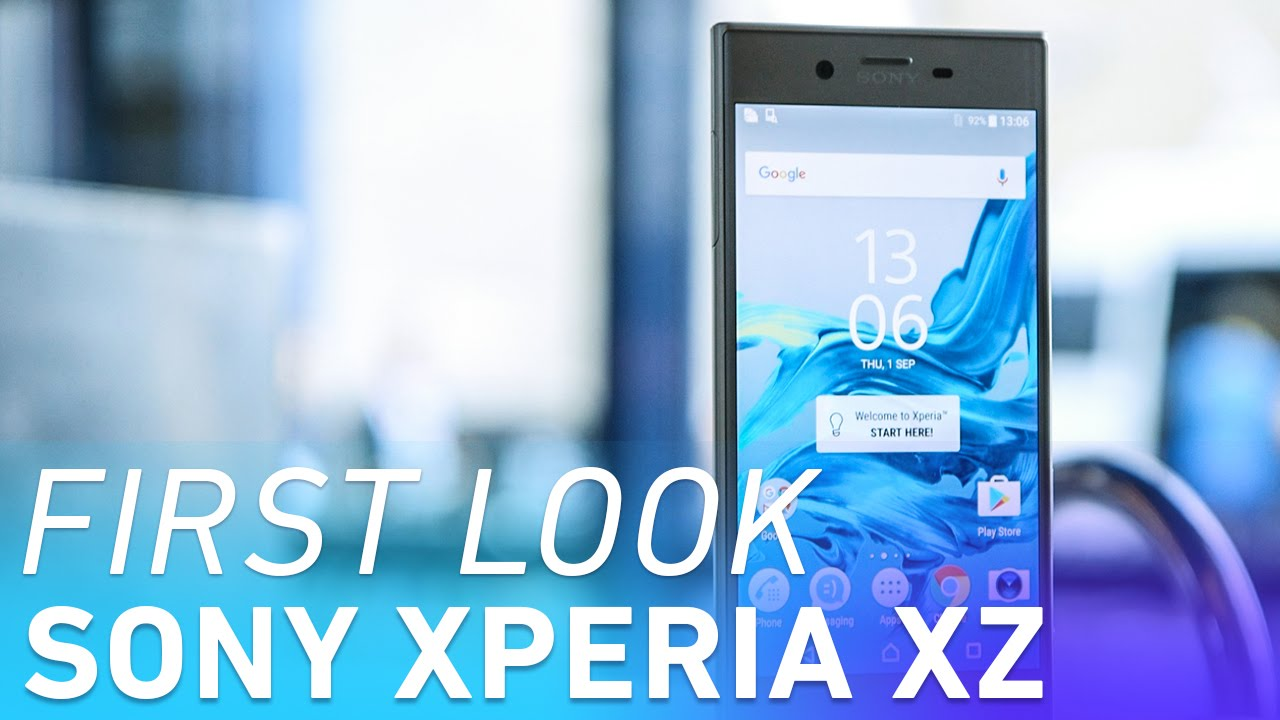 Sony Xperia XZ: the new flagship cameraphone thumbnail