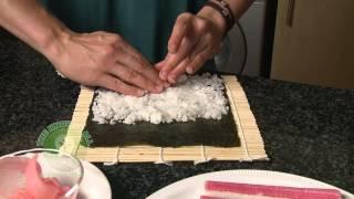 Nico's home made studio zeigt euch wie man Sushi Maki selber zubereitet. (auf Deutsch)