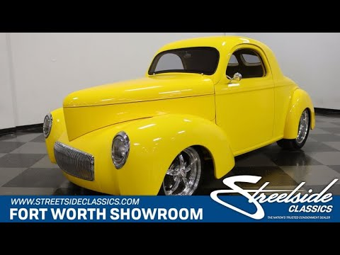 1941 Willys Coupe (CC-1416016) for sale in Ft Worth, Texas