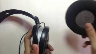 How To Make Headphones Cord Removable [Phillips SHP-2500]