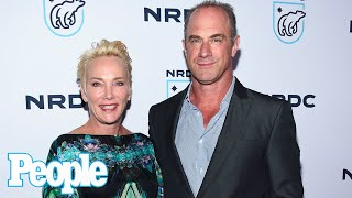 Christopher Meloni and Sherman Williams on Their Long-Lasting Relationship | PEOPLE