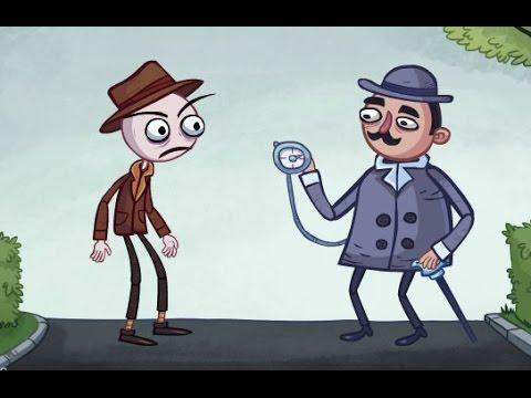Troll Face Quest TV Shows full walkthrough (Троллфейс ТВ шоу полное прохождение)