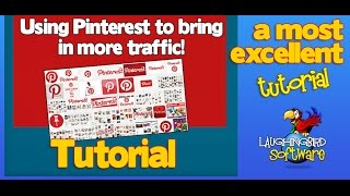 how to use Pinterest - a tutorial to bring more traffic to your site