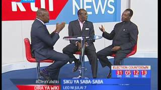 Siku ya Saba-Saba na historia yake (sehemu ya pili)