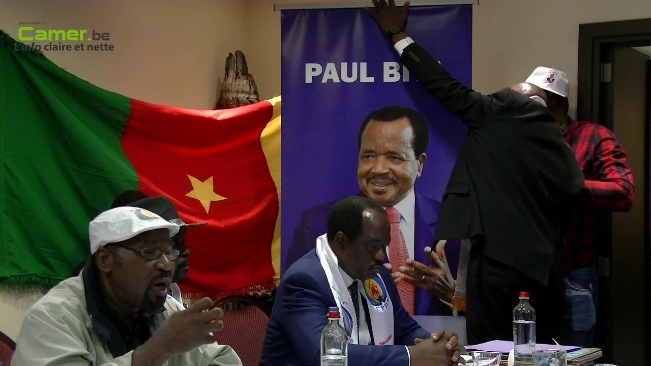« Il nous est reproché par nos adversaires que président Biya a fait 35 ans au pouvoir »