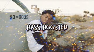YoungBoy Never Broke Again - My Window (feat. Lil Wayne) (BASS BOOSTED)