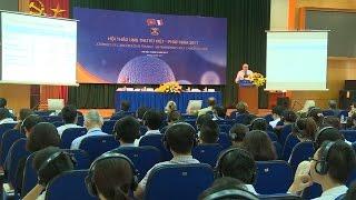 Tin Tức 24h: Việt - Pháp chia sẻ kinh nghiệm điều trị ung thư vú