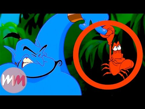 Top 10 Hidden Easter Eggs in Disney Movies