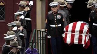 Heaven Was Needing A Hero - fallen soldier tribute