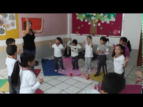 Clases de Yoga Kinder