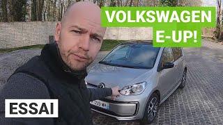 Essai Volkswagen e-Up : l'électrique à tout petit prix