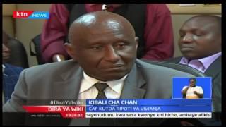 Shirikisho la soka barani Afrika CAF limehakikishia Kenya itaanda kombe la Chan 2018