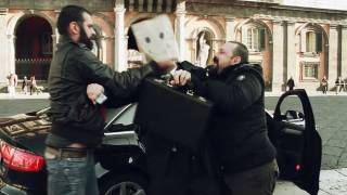 99 Posse featuring Caparezza - Tarantelle Pe' Campa' - (video ufficiale)