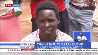 Mwili wa mtoto msichana  wapatikana kwenye kidimbwi cha maji baada ya kutoweka kwa wiki mbili