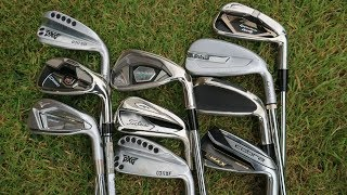 Most Forgiving Irons Of 2018 For Mid To High Handicappers