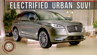 The 2021 Lincoln Corsair Grand Touring Offers Attainable Electrified Urban Luxury