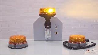 LED Kennleuchte PRO-ROTA-FLASH