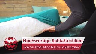 Spannbettlaken für einen guten Schlaf - Made in Germany | Welt der Wunder