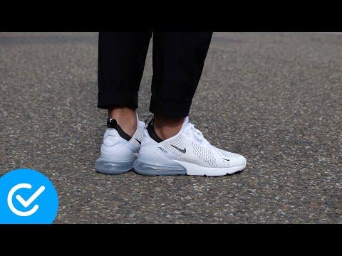 Nike Air Max 270 Review & ON FEET - Techcheck
