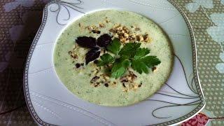 Холодный Огуречный Суп / Суп из Огурцов / Cold Cucumber Soup / Простой Рецепт  (Вкусно и Полезно)