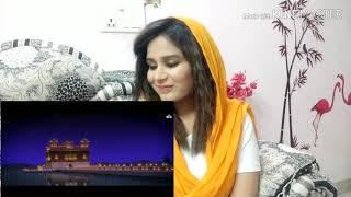 Dastaan - E - Miri Piri Movie Trailer    Animated Movie    Reaction Video