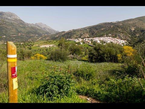 Ruta senderista de Fray Leopoldo: desde Jimera de Líbar a Alpandeire