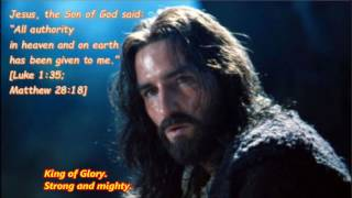 King of Glory - Sung by Chris Tomlin - with subtitles