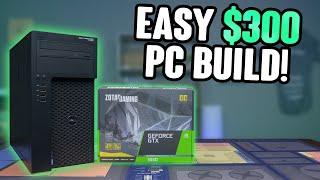 $300 Budget Gaming PC 2020