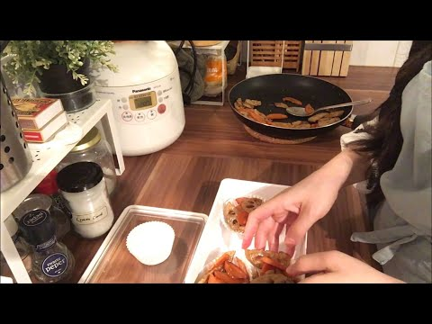 Bento Stock-Food|便当常备菜 - 胡萝卜炒莲藕 / Stir fry carrots with lotus root