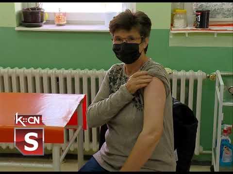 Masovna imunizacija u Višnjićevu