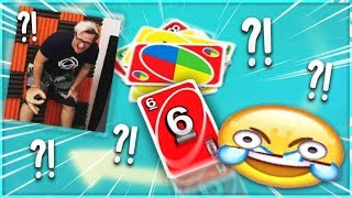 We Found The STUPIDEST Player In UNO