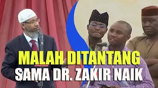 Video An INTELLIGENT CHALLENGE From Dr. Zakir Naik To A Christian Man MP3, 3GP, MP4, WEBM, AVI, FLV September 2019