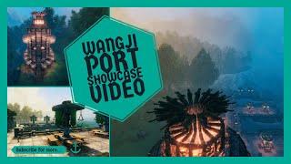The Tiny Port of Wangji