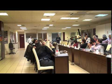 Δημ. Συμβούλιο 21-11-14 -Τέλη χρήσης κοινοχρήστων χώρων 2015