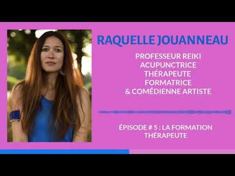 LE REIKI by Raquelle Jouanneau @ Florine Grange