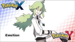 Pokémon X/Y - B/W Emotion theme HD (Official)