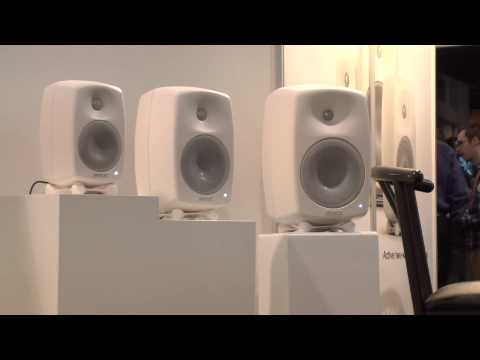Genelec G Series Speakers and F Series Active Subwoofers Video Review