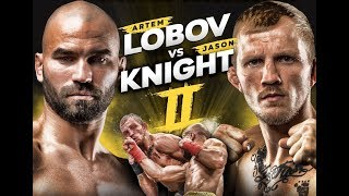 Fight Night Champion Bare Knuckle Артём Лобов - Джейсон Найт