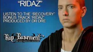 Eminem - Ridaz (Produced By Dr Dre)