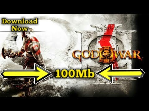 HIGHLY COMPRESSED || GOD OF WAR 3 GAME DOWNLOAD ON ANDROID
