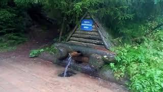 Карпатские каникулы. Озеро #Синевир. Село #Колочава.Счастливое путешествие.
