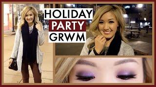 Get Ready W/ Me: Holiday Party | Ilikeweylie